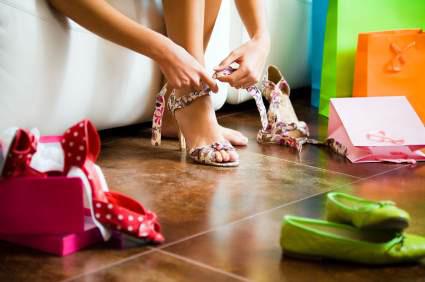 Köpa skor